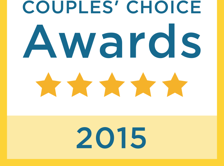 MasterPiece Weddings Reviews, Best Wedding Planners in Jacksonville - 2015 Couples' Choice Award Winner