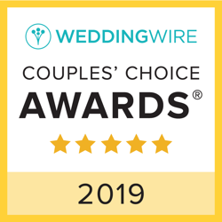 FotosForTheFuture WeddingWire Couples Choice Award Winner 2019